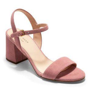 new Cole Haan Josie Block Heel Sandal